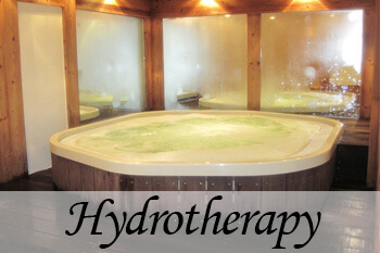 Ze's Massage Therapy | Hydrotherapy